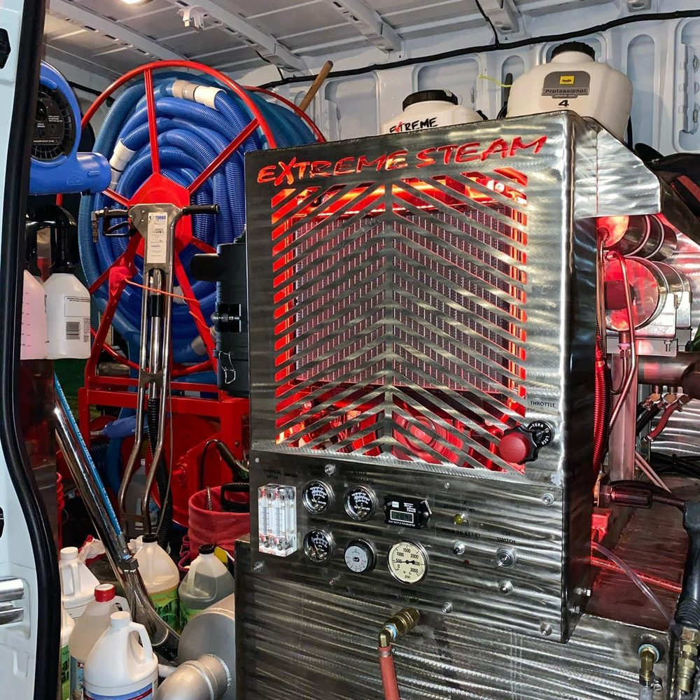 Extreme Steam Cleaning Services: Palmetto, FL