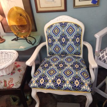 Photo Of The Pickers Market   Fernandina Beach, FL, United States. Adorable  Reupholstered
