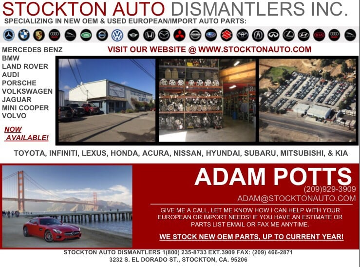 Auto dismantlers stockton ca / All star ticket prices