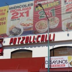Potzollcalli miramontes cocina mexicana canal de for Canal cocina mexicana