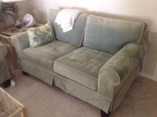 Beau Photo Of Winter Haven Upholstery   Winter Haven, FL, United States. Love  Seat