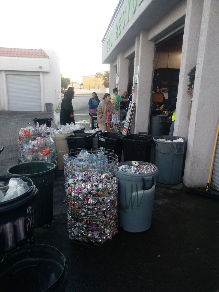 G & S Recycling: 534 E Main, Barstow, CA