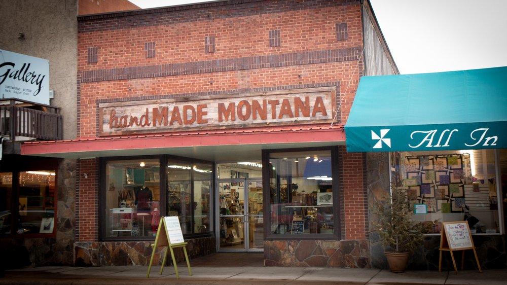 HandMADE Montana: 212 Main St, Polson, MT