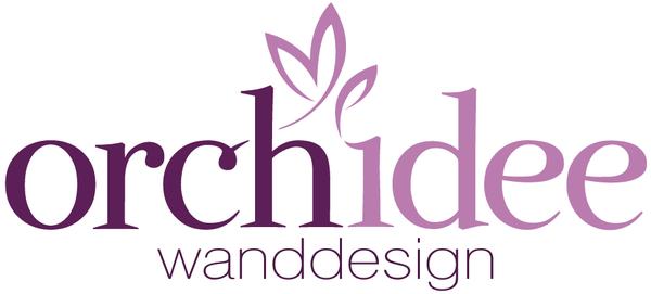 Orchidee wand design oggettistica per la casa hermann for Offenbach design