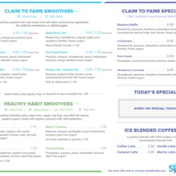 Photo of Smooth Rider Smoothies - Cleveland, OH, United States. Smoothies  and Ice