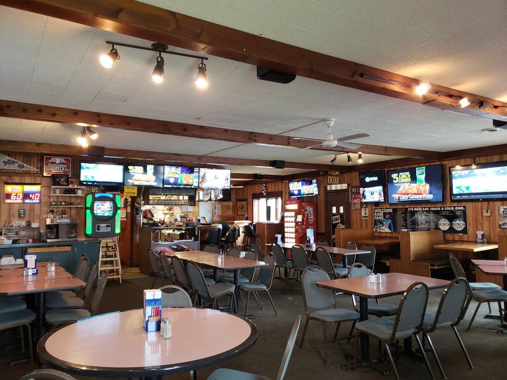 T&C Sports Lounge: 3468 E Huron Rd, Au Gres, MI