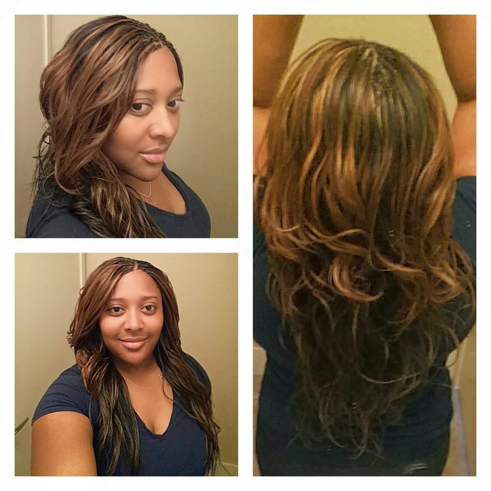 Invisible Micros Straight Hair Color 4 Mix With 2730 Yelp