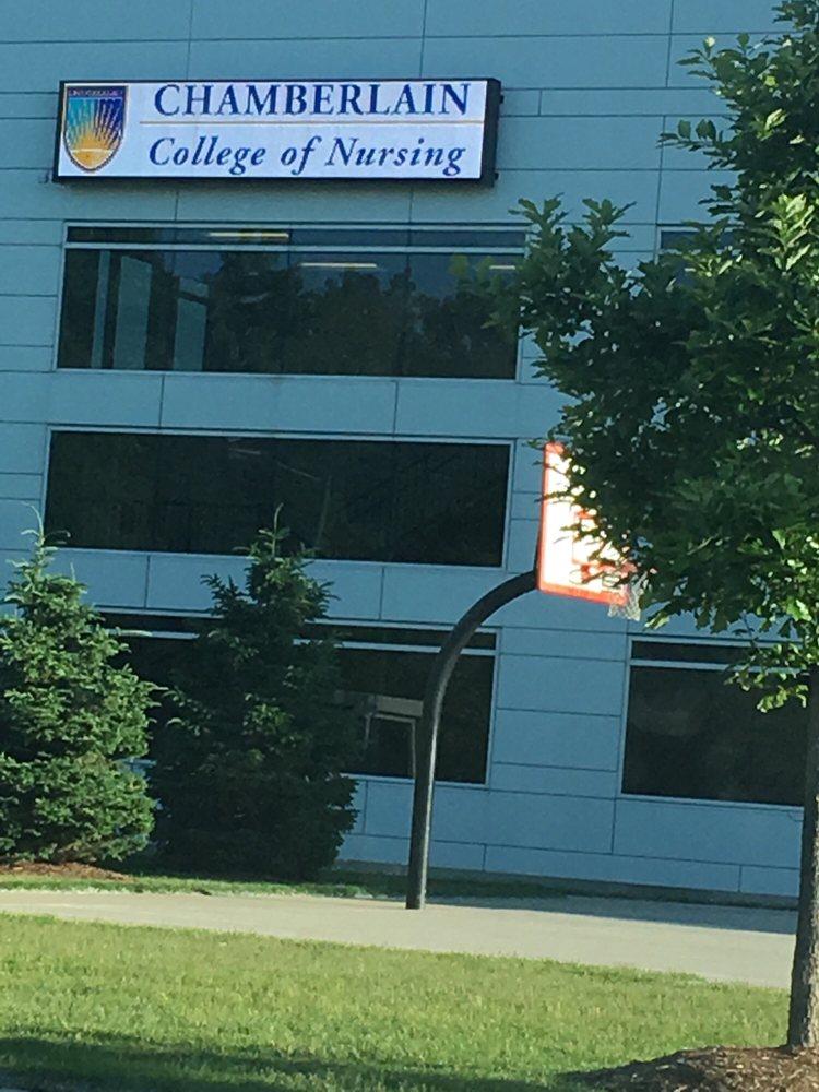 Chamberlain College Of Nursing Colleges Universities 3300