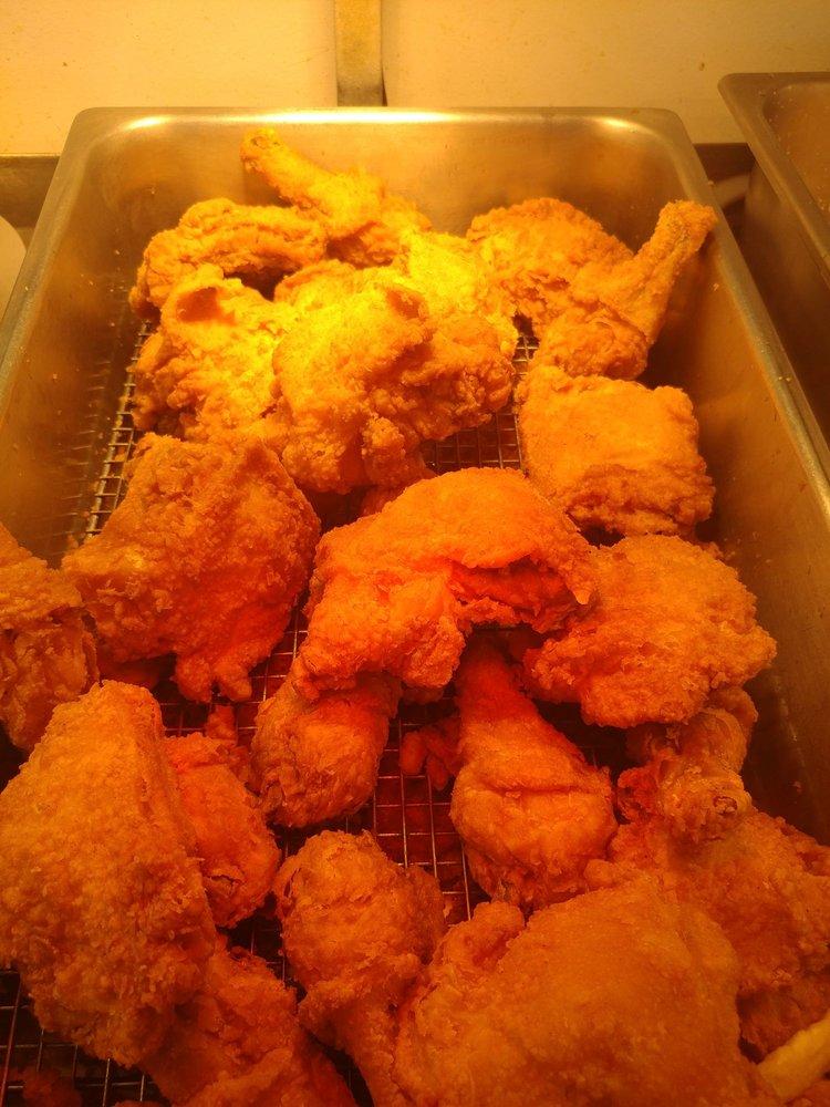 Big Chic Fried Chicken: 650 W Bankhead Hwy, Villa Rica, GA