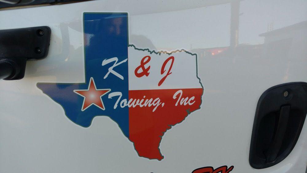 K & J Towing: 405 S Main St, Balmorhea, TX