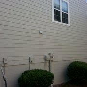 Back Door Photo Of Perfection Roofing And Siding   Lawrenceville, GA,  United States.