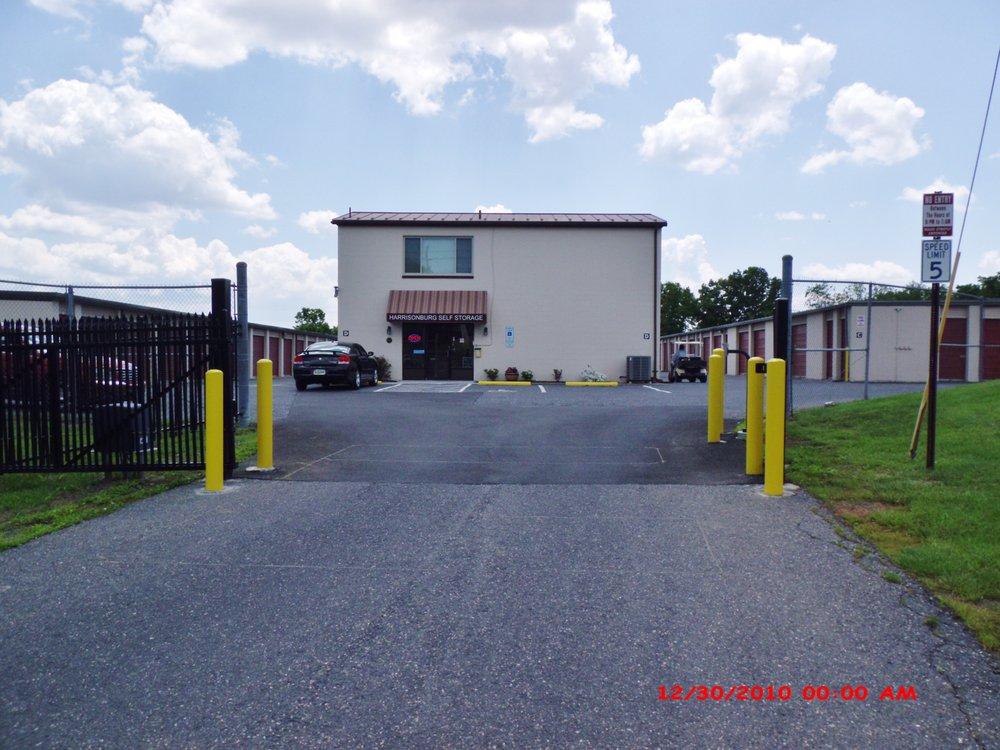 Harrisonburg Self Storage: 2557 E Market St, Harrisonburg, VA