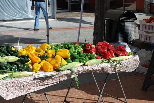 Vallejo Farmers' Market: Georgia & Marin Street, Vallejo, CA