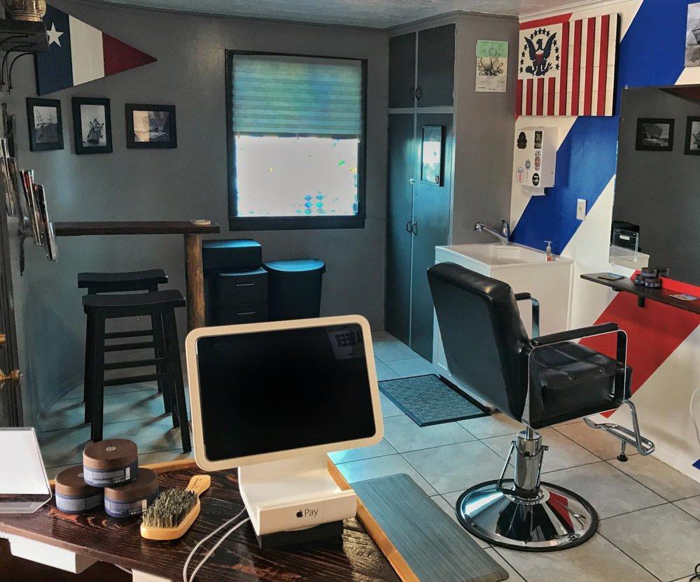 Astoria Barber: 1343 Duane St, Astoria, OR