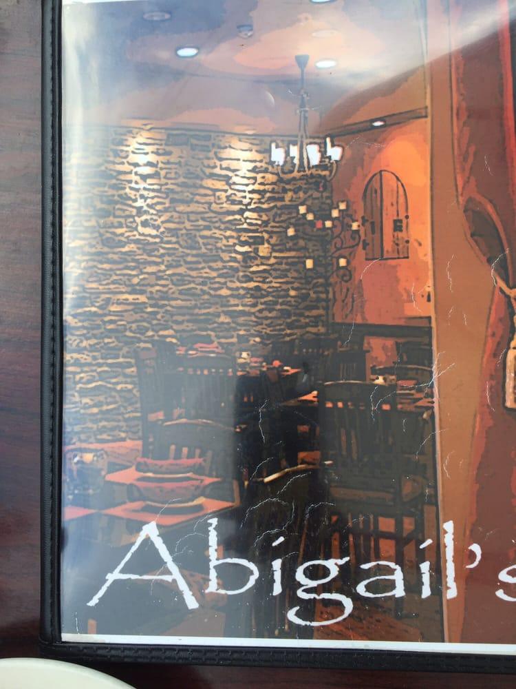 Abigail S Cafe Linden Nj
