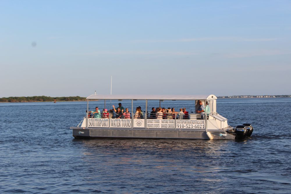 Southport Boat Rentals: 110 Yacht Basin Dr, Southport, NC