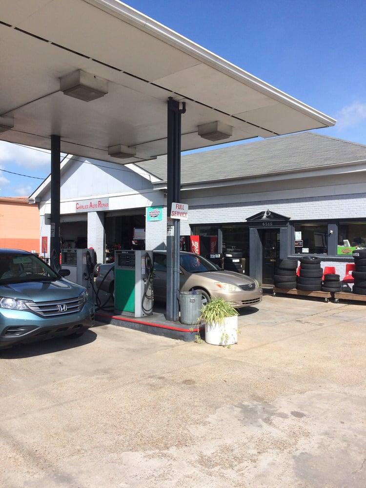 Charlie's Auto Repair: 6515 Jefferson Hwy, New Orleans, LA