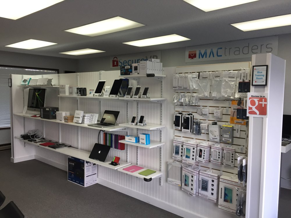 Mactraders: 336 W Washington St, Sequim, WA