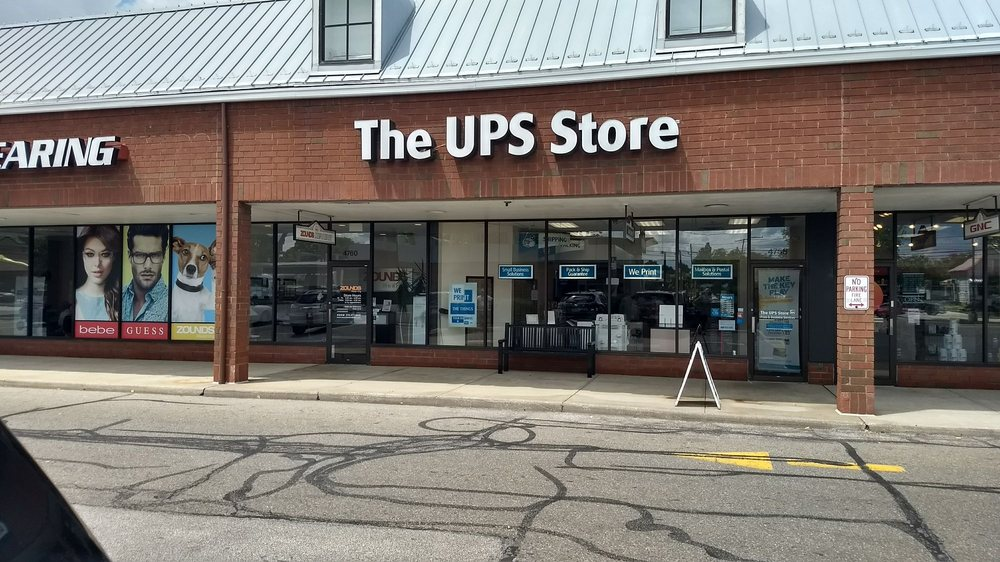 The UPS Store: 4758 Ridge Rd, Brooklyn, OH