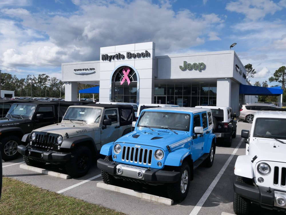 Delightful Photo Of Myrtle Beach Chrysler Jeep   Myrtle Beach, CA, United States