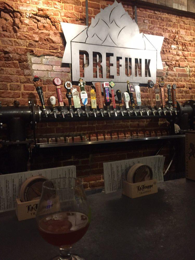 Social Spots from PreFunk Beer Bar Nampa