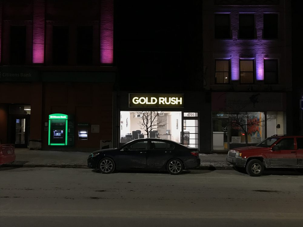Gold Rush Pittsburgh - Cash For Gold, Diamonds, Gift Cards: 4705 Liberty Ave, Pittsburgh, PA