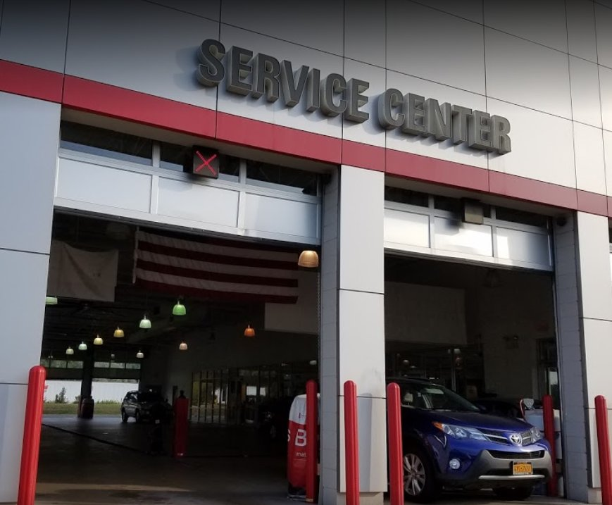 Photo Of DCH Brunswick Toyota Service U0026 Parts Center   North Brunswick, NJ,  United