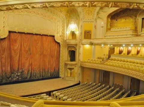 Opera Palais des Congres de Vichy