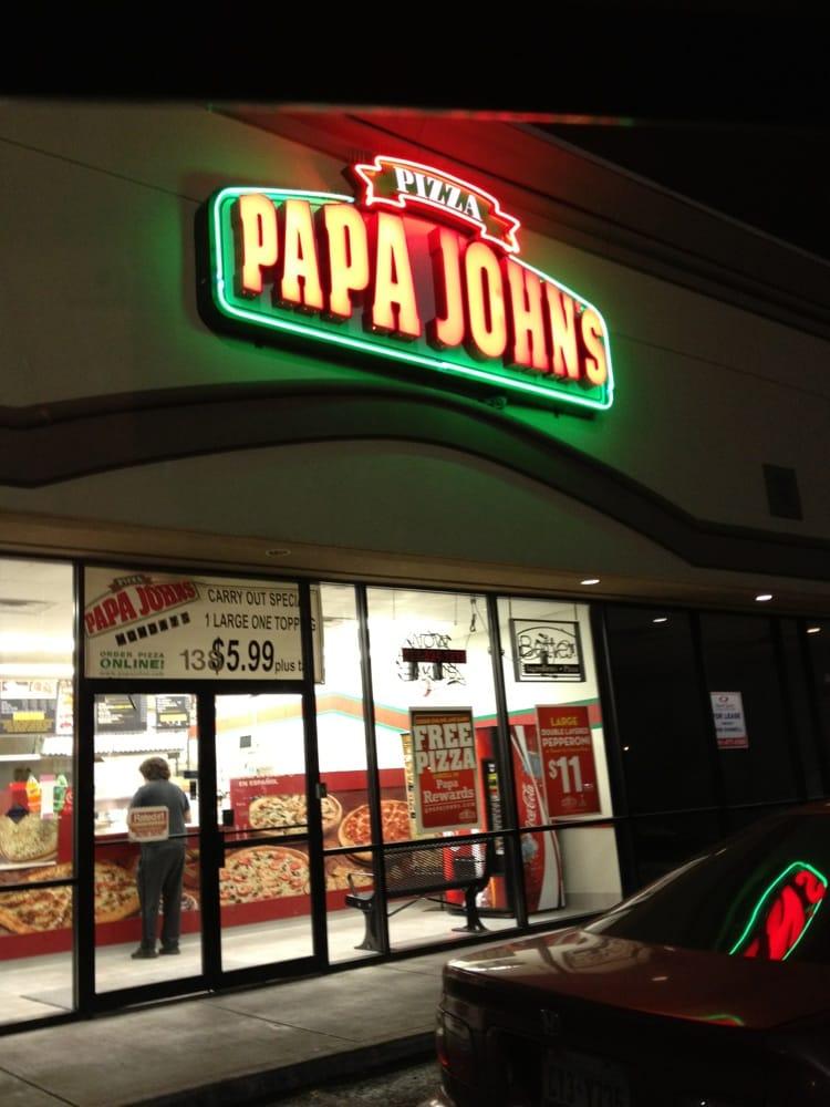 Papa John's Pizza - Pizza - 138 Southmore Ave, Pasadena ...