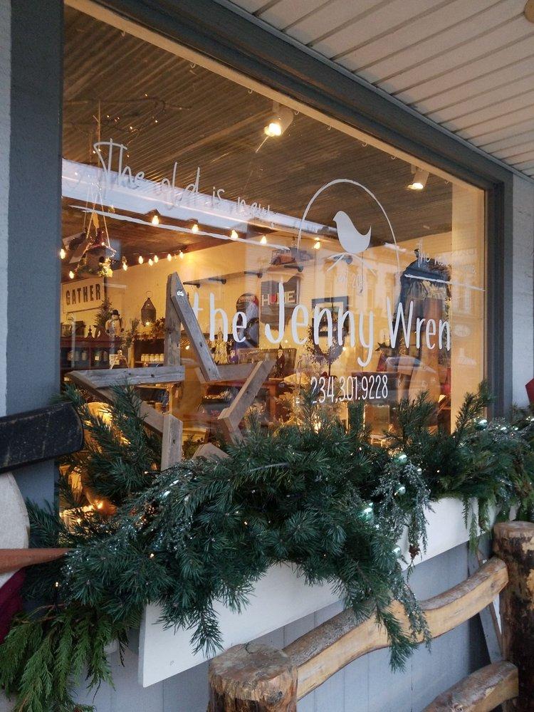 The Jenny Wren: 96 W Jackson St, Millersburg, OH