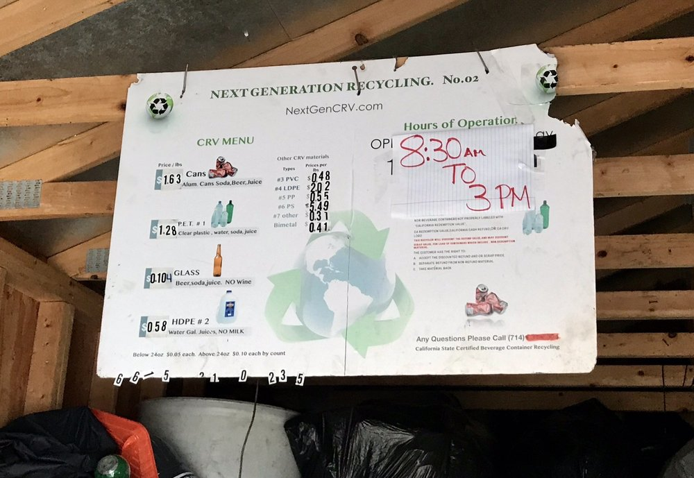 Next Generation Recycling: 27771 Center Dr, Mission Viejo, CA