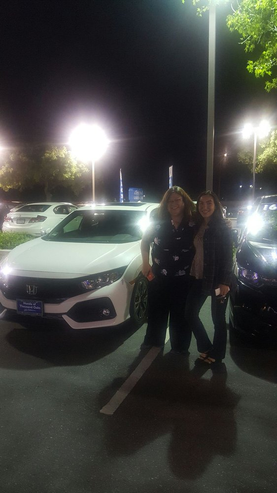 Photo Of Honda Of Thousand Oaks   Thousand Oaks, CA, United States. Thank
