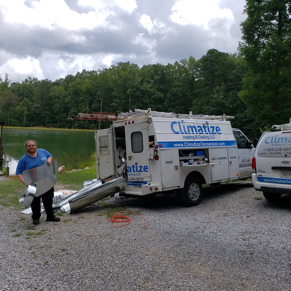 Climatize Heating & Cooling: 5139 US-321, Lenoir City, TN