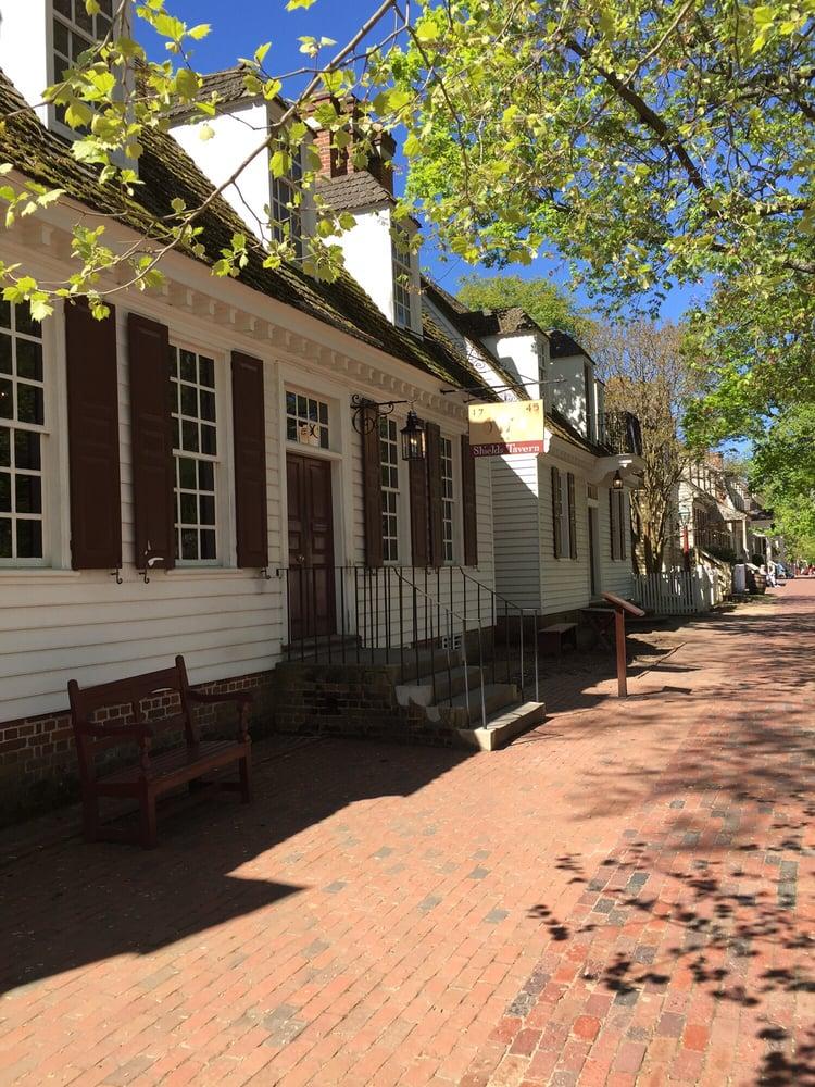 Shields Tavern: 422 E Duke Of Gloucester St, Williamsburg, VA