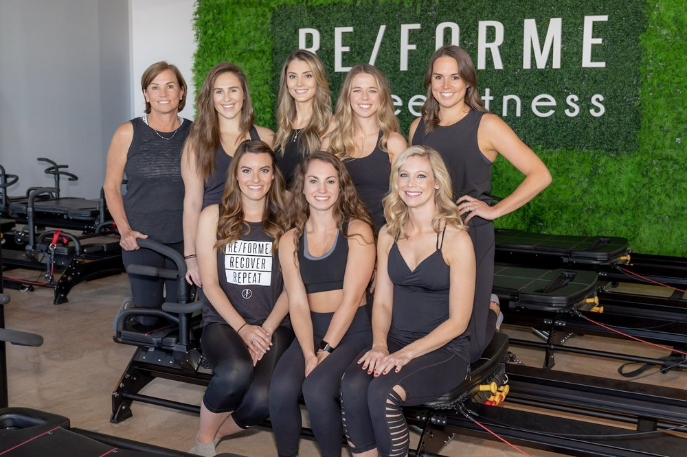 Re/forme lagree fitness: 1737 West 34th St, Houston, TX