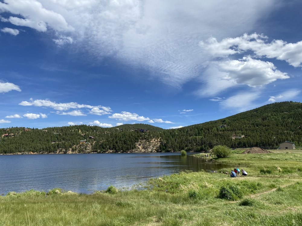 Barker Meadow Reservoir: Nederland, CO