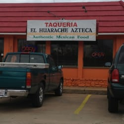 Taqueria El Huarache Azteca Closed