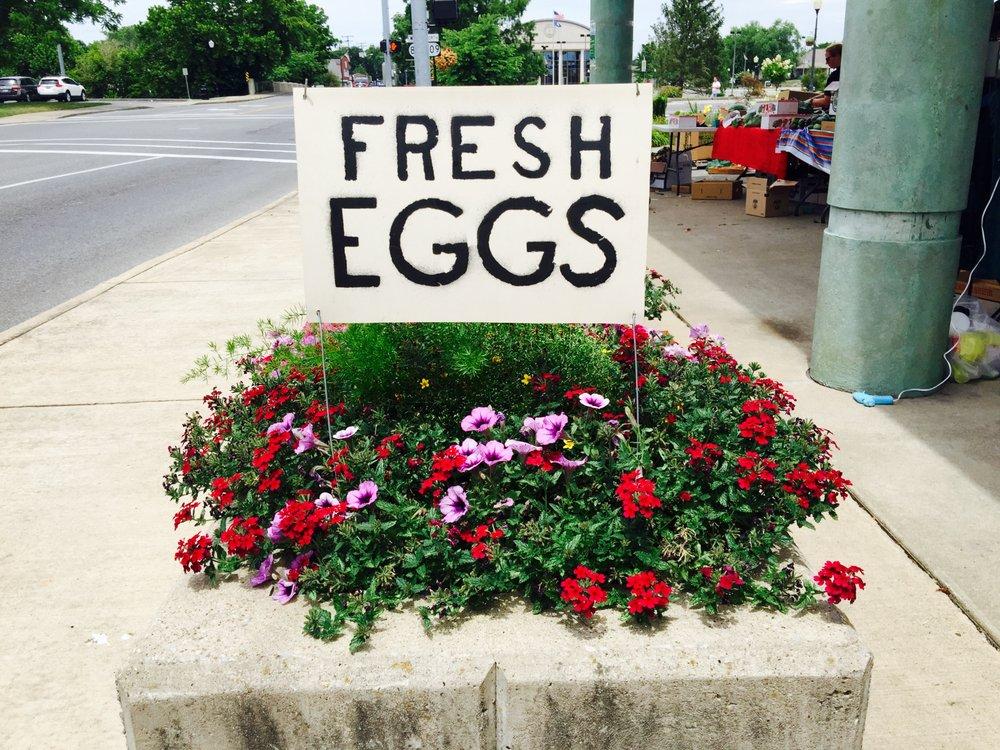 Hopkinsville-Christian County Downtown Farmers Market: Corner of 9th & Main St, Hopkinsville, KY