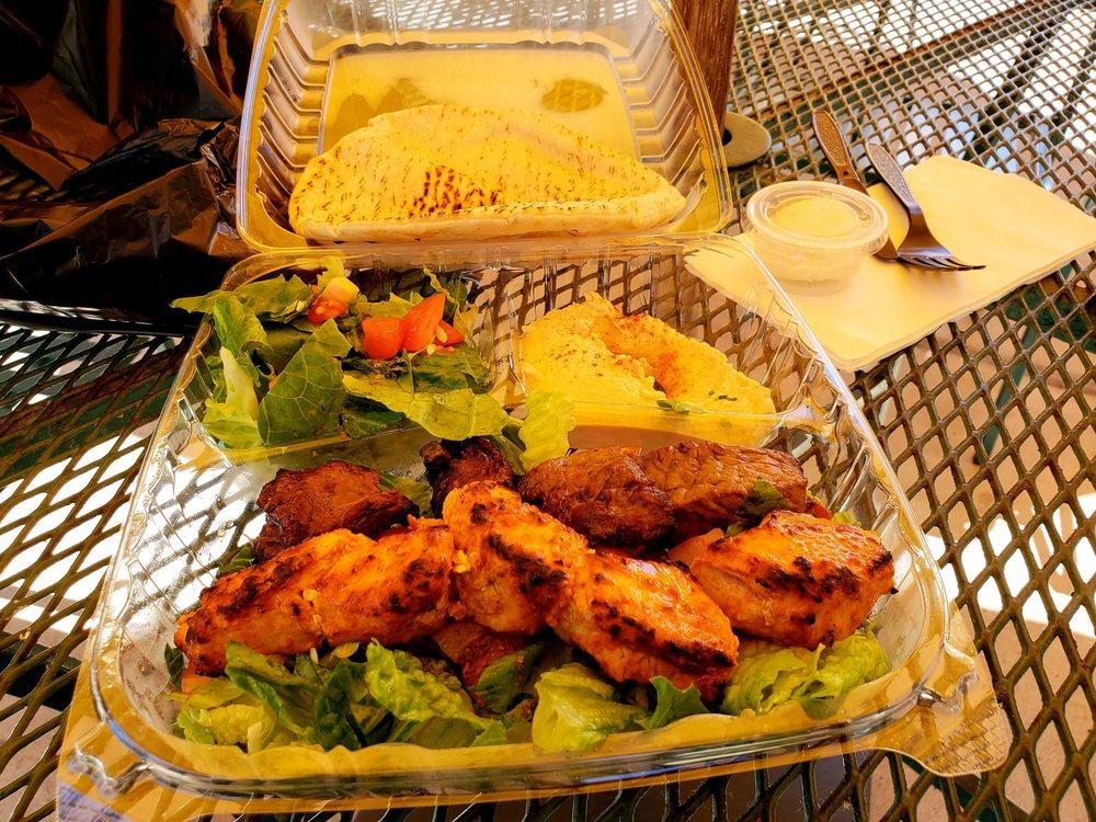 Mediterranean Pita Grill: 5790 E Lindero Canyon Rd, Westlake Village, CA