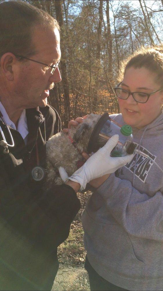Hillsdale Animal Hospital: 134 Medical Dr, Advance, NC
