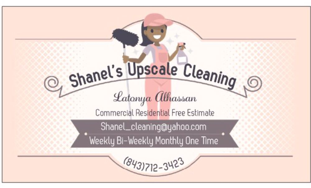 Shanel's Upscale Cleaning
