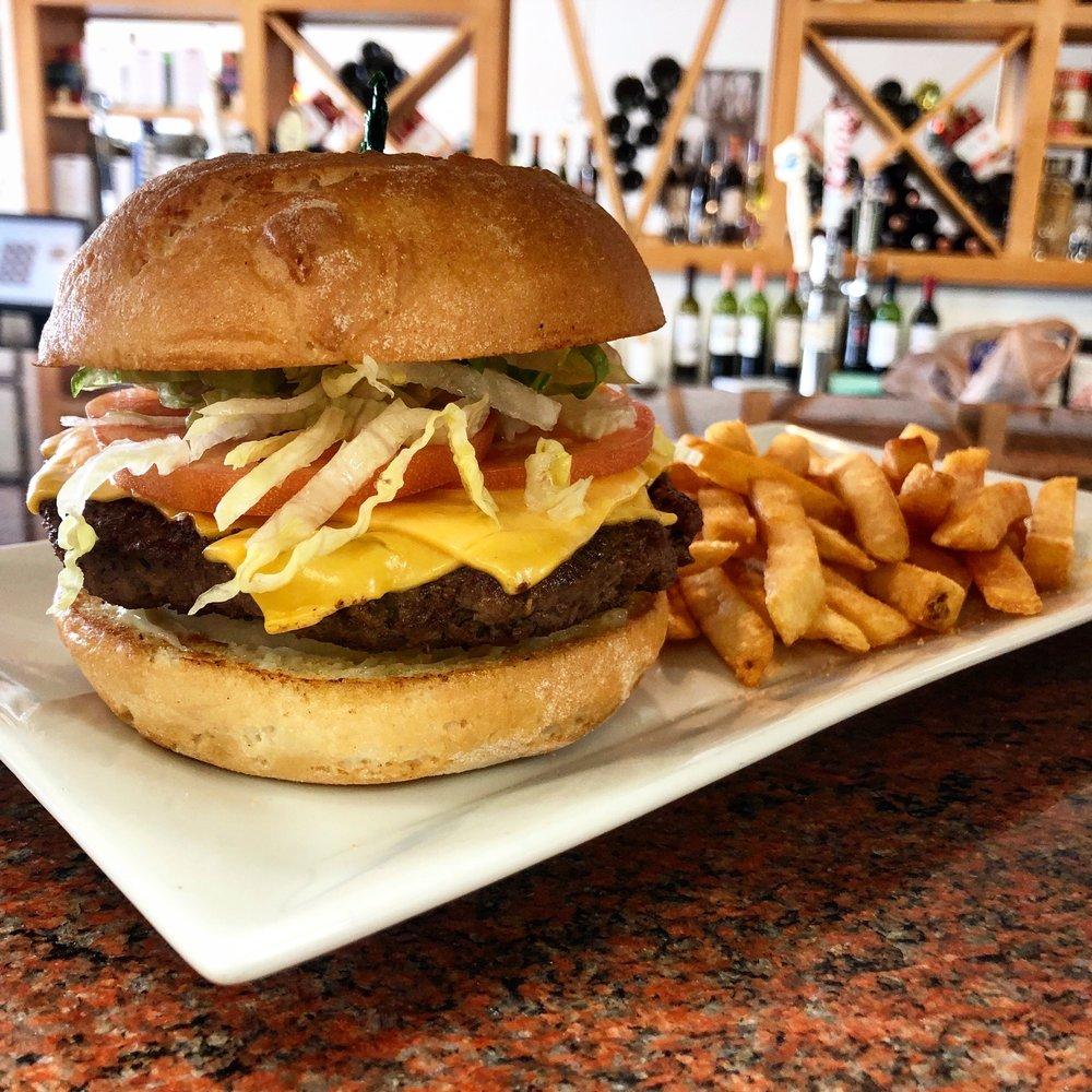 Vinny's Italian Grill: 225 Burgess Rd, Harrisonburg, VA