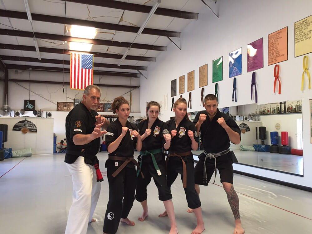 Northwest Martial Arts Center: 2676 Gateway Dr, Anderson, CA