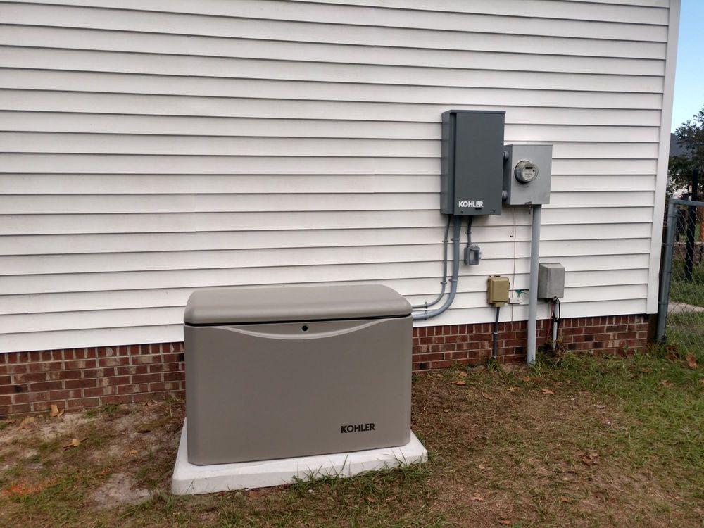 Amp Tech: 2896 Hwy 24, Newport, NC
