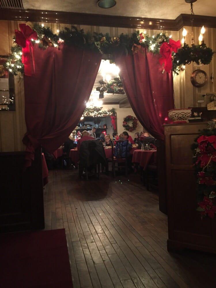 Black Kettle Restaurant Milwaukee Menu