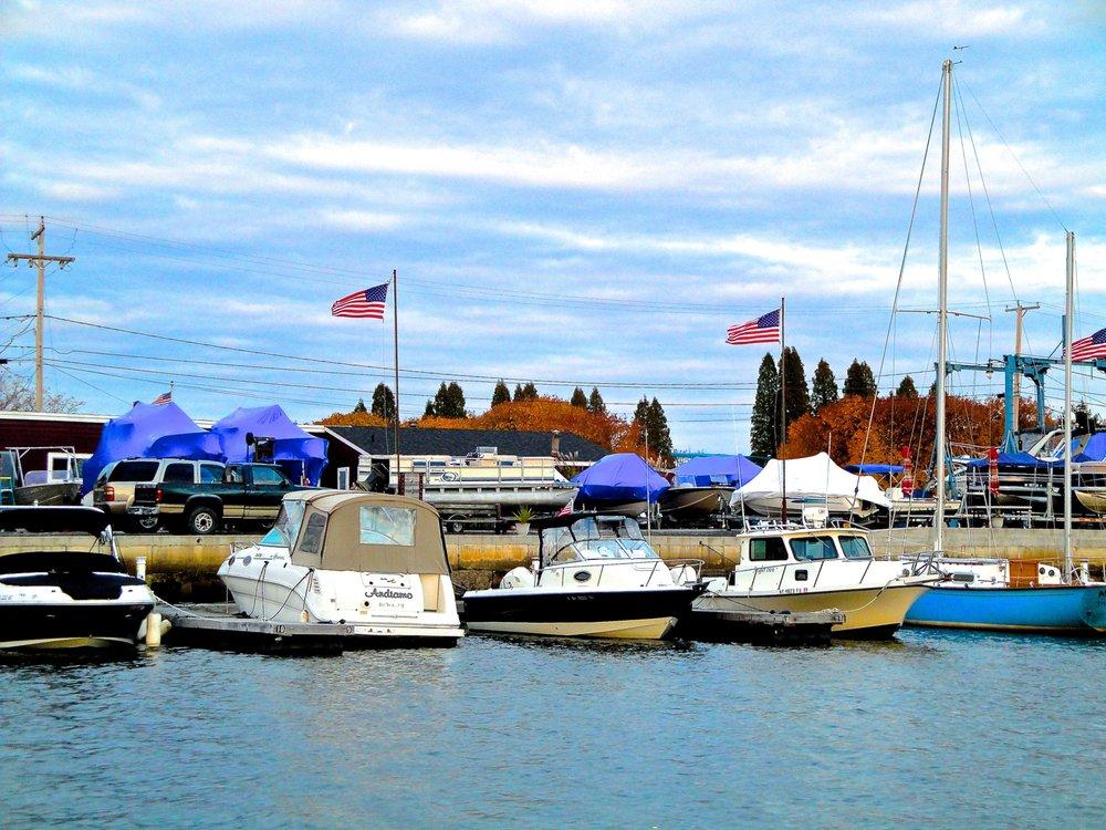 Riverview Marine Services: 103 Main St, Catskill, NY