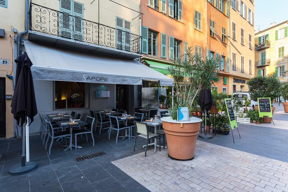 Rue Bonaparte Nice Restaurant