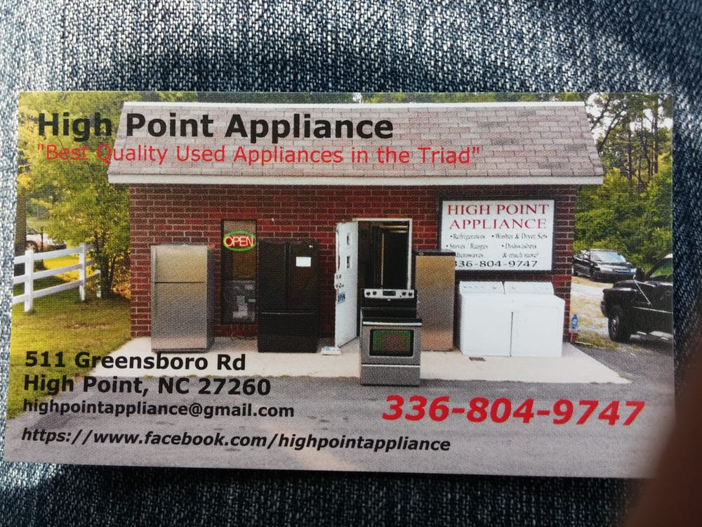 High Point Appliance Closed Appliances Amp Repair 511