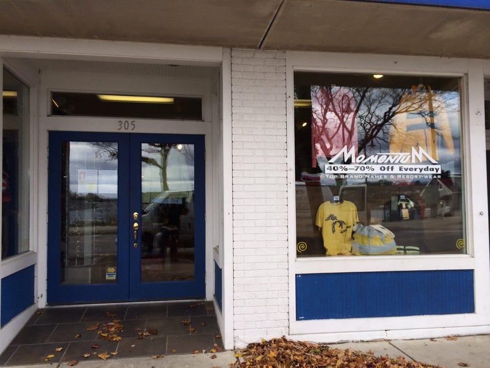 Momentum Outfitters - Charlevoix: 305 Bridge St, Charlevoix, MI