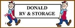 Donald Rv & Storage: 10780 Cone, Donald, OR